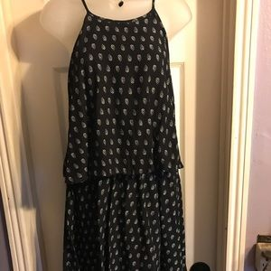 Xhilaration sleeveless summer dress Sz XL NWT